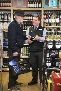 Customer Service at The Co-operative