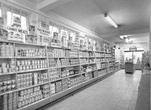 Inside Birkenhead Co-op, Woodchurch road