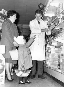 Customer Service at Grays Co-op Tilbury Supermarket