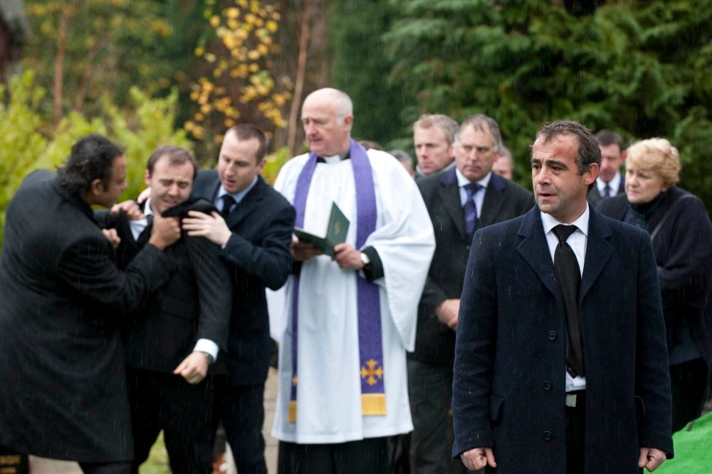 Molly's Funeral on Coronation Street
