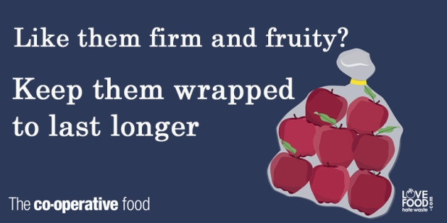 Like them firm and fruity? Keep them wrapped to last longer.