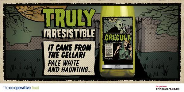 The Co-operative Truly Irresistible Grecula Wine