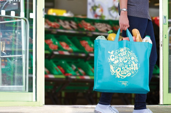 The Co-operative Food Carrier Bag
