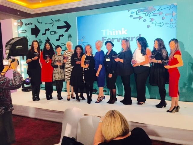 Co-op Insurance colleague Halyma wins a Women in Business award