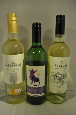 Odd wine out - Which is the Vegan W