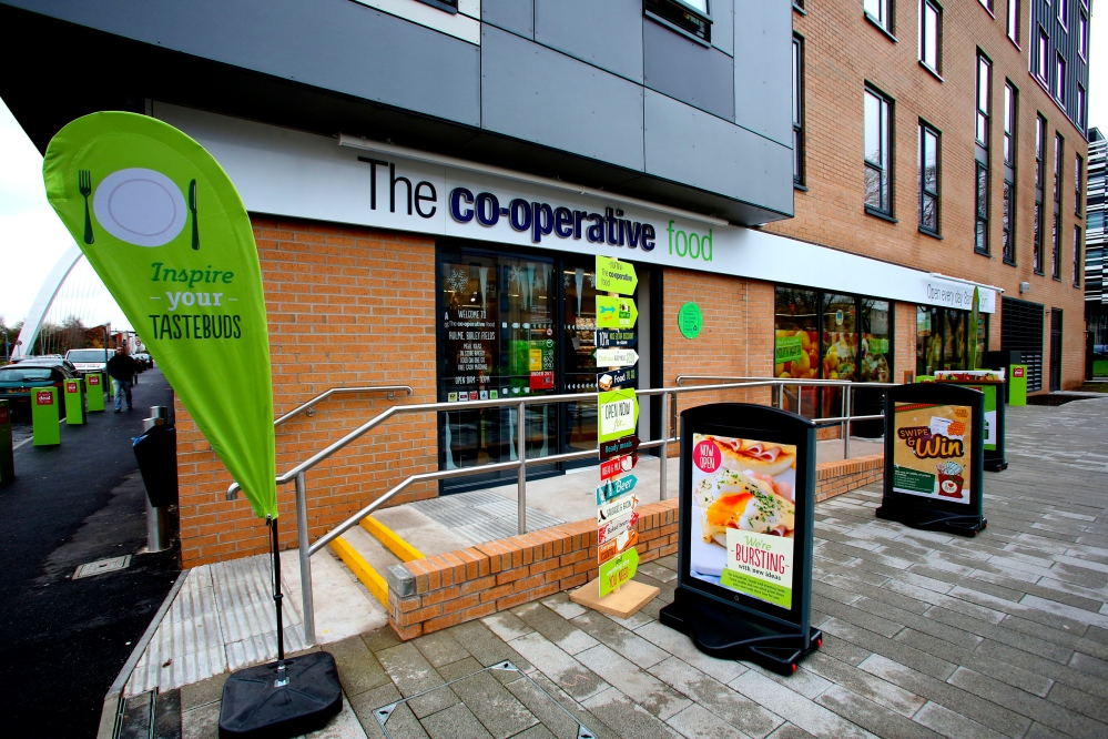 The Co-operative Food Birley Fields Campus Hulme Manchester