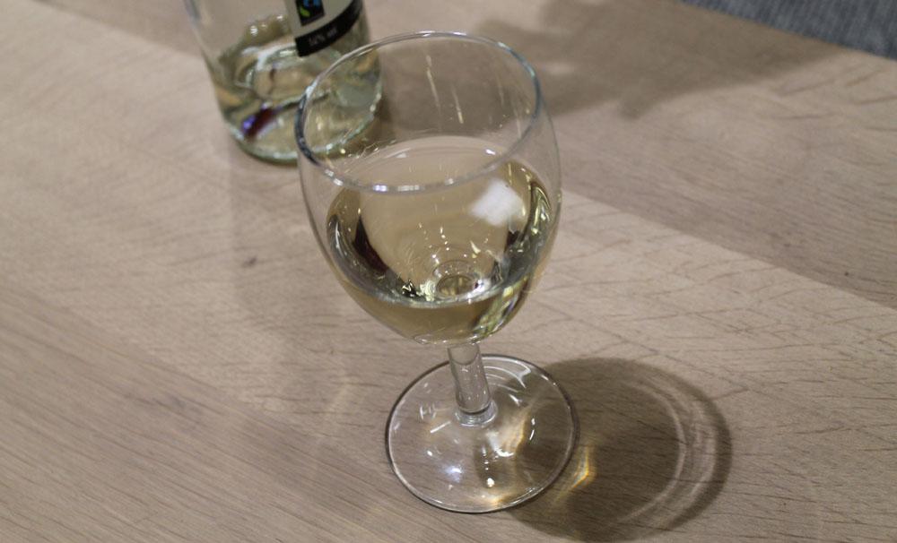 The Co-operative Fairtrade White wine
