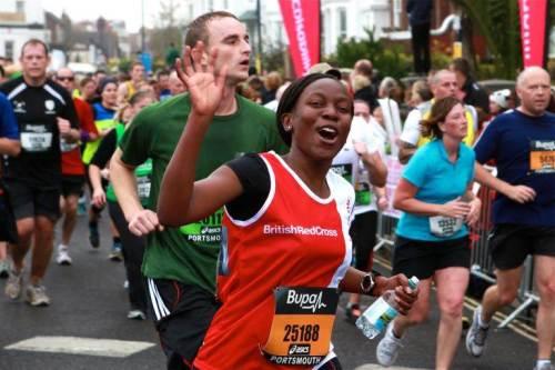 On the Run - Colleagues Take on the London Marathon