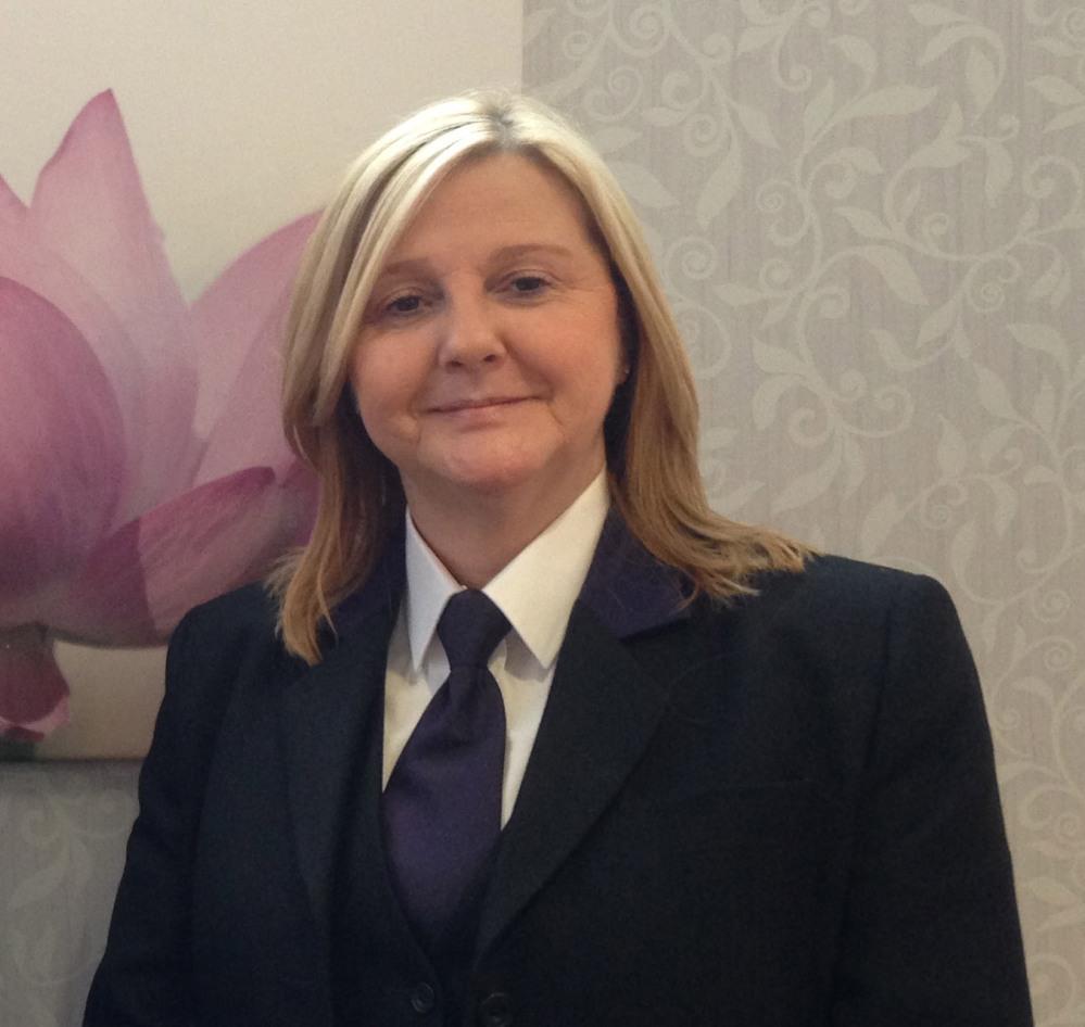 Funeralcare Colleague Pauline McAvoy