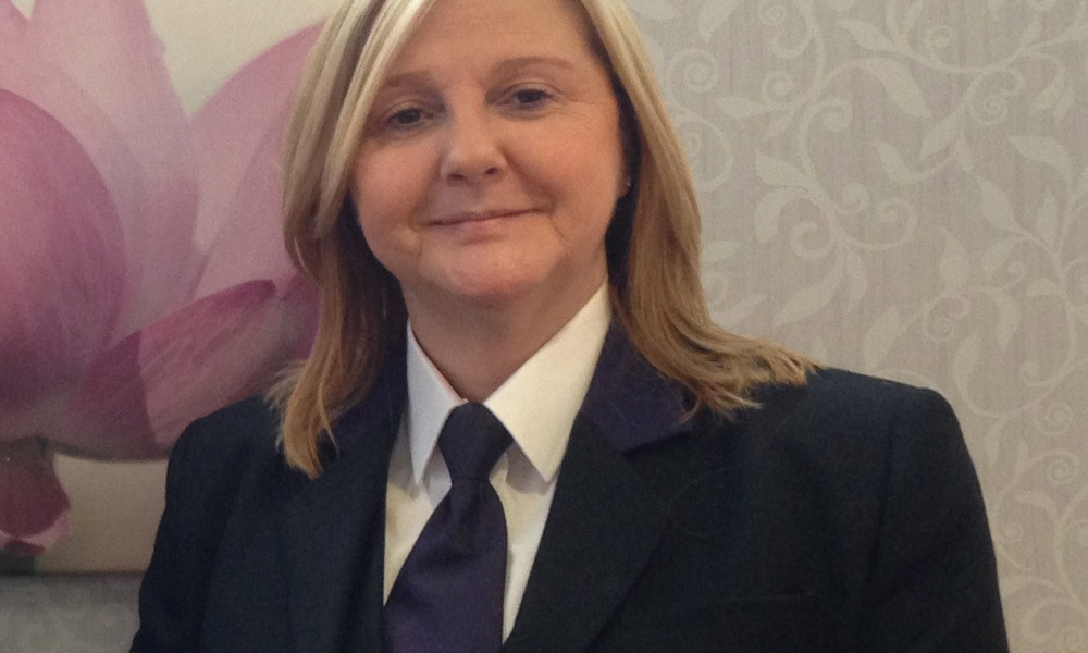 Funeralcare Colleague Pauline McAvoy