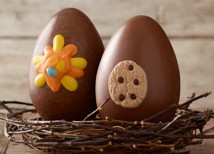 Fairtrade Easter Eggs