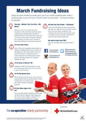 Charity Partnership - Fundraising Ideas
