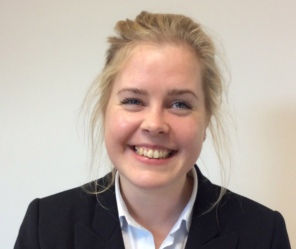 Victoria James, a trainee solicitor at Co-op Legal Services
