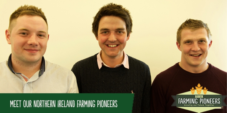 twitter northern ireland farming pioneers