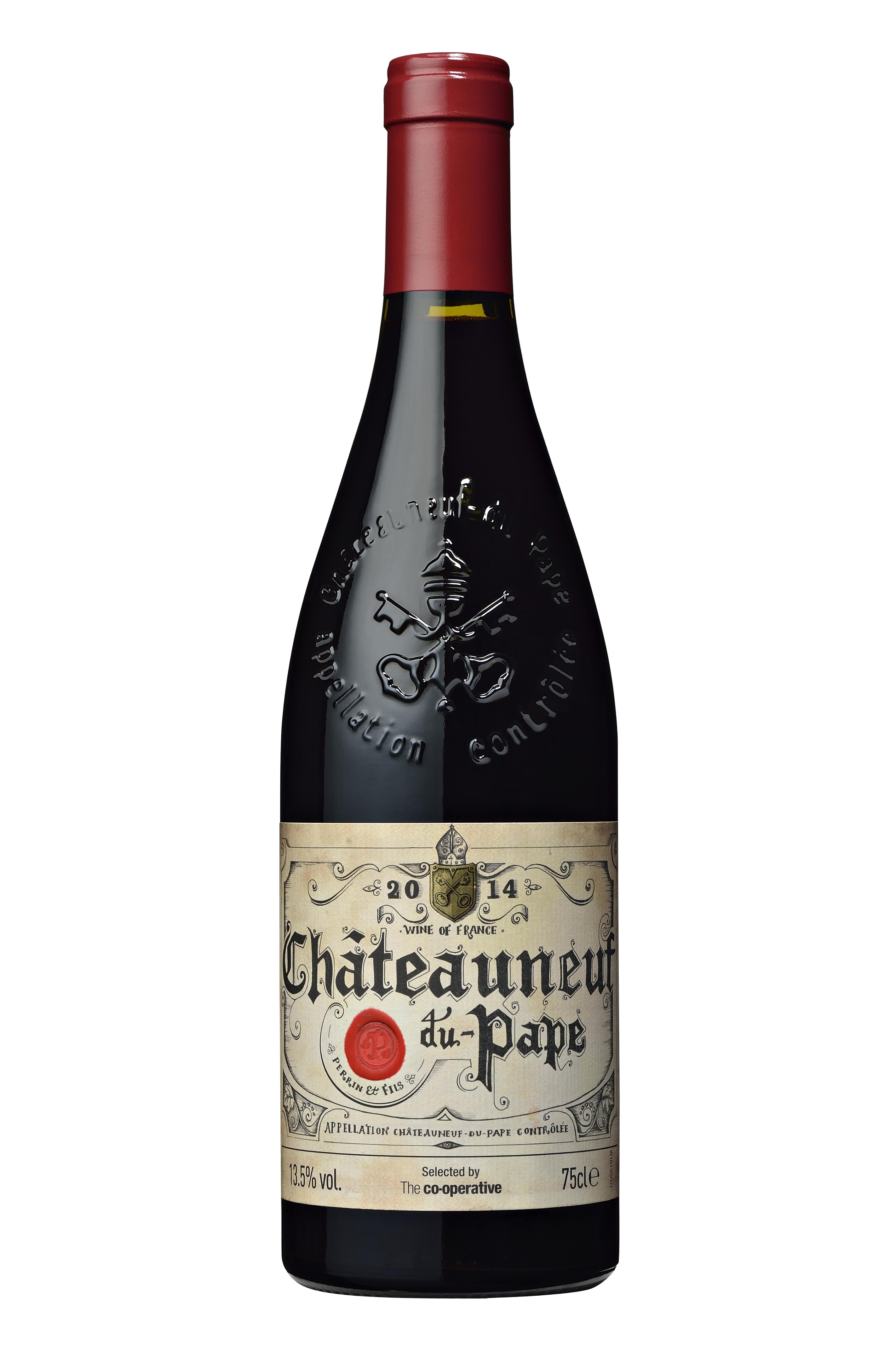 Cp chateauneuf du pape new the co op blog - Guide du papa ...