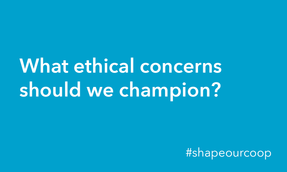 Group - shapeourcoop- ethics