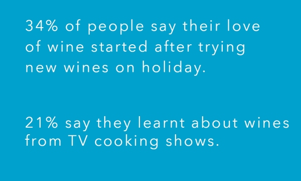 Group - wine - holiday TV