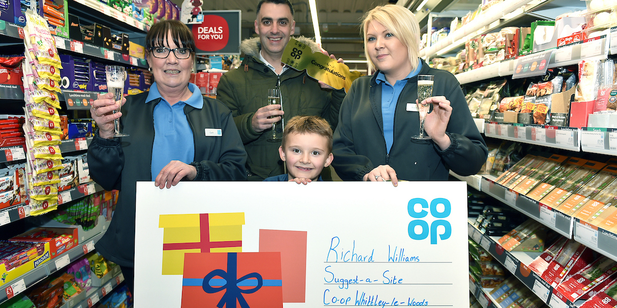 Want a new Co-op store in your community?