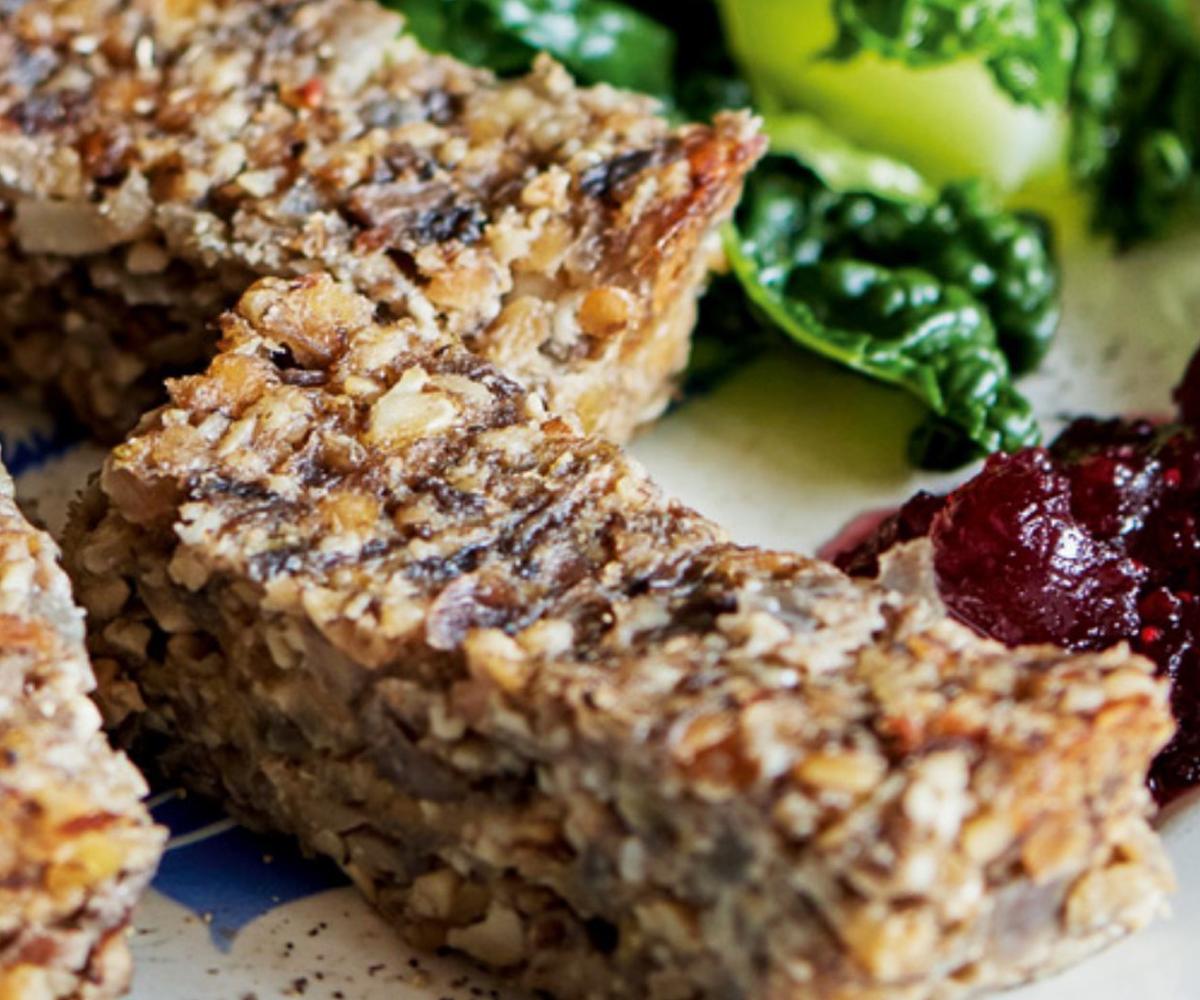 Your vegan or vegetarian christmas at the co op the co op blog mushroom and nut roast festive slaw forumfinder Images