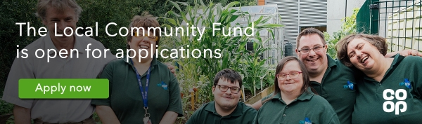 We're looking for local causes that need funds | Co-op Blog