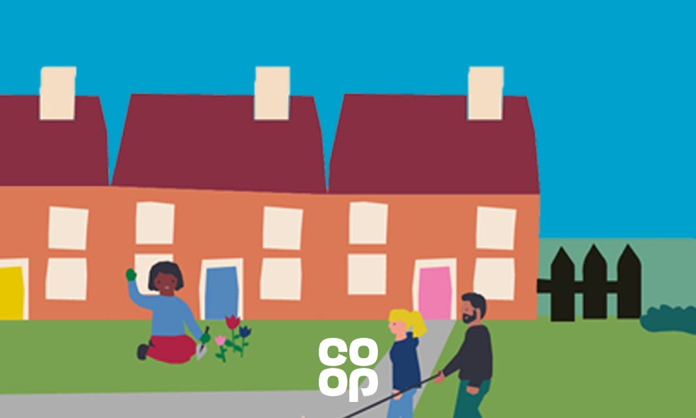 Co-op Foundation invests in communities