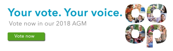 AGM - banner vote now