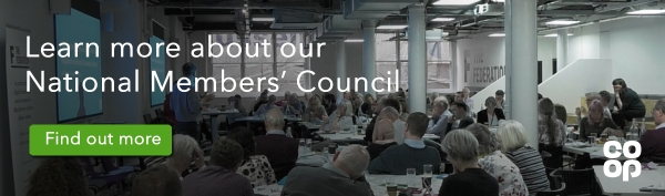 Digital Engagement - National Members Council banner