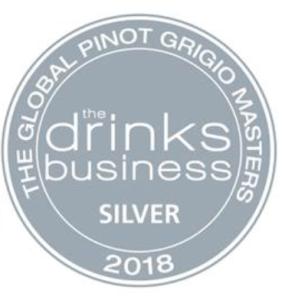 Pioneer Pinot Grigio Silver medal