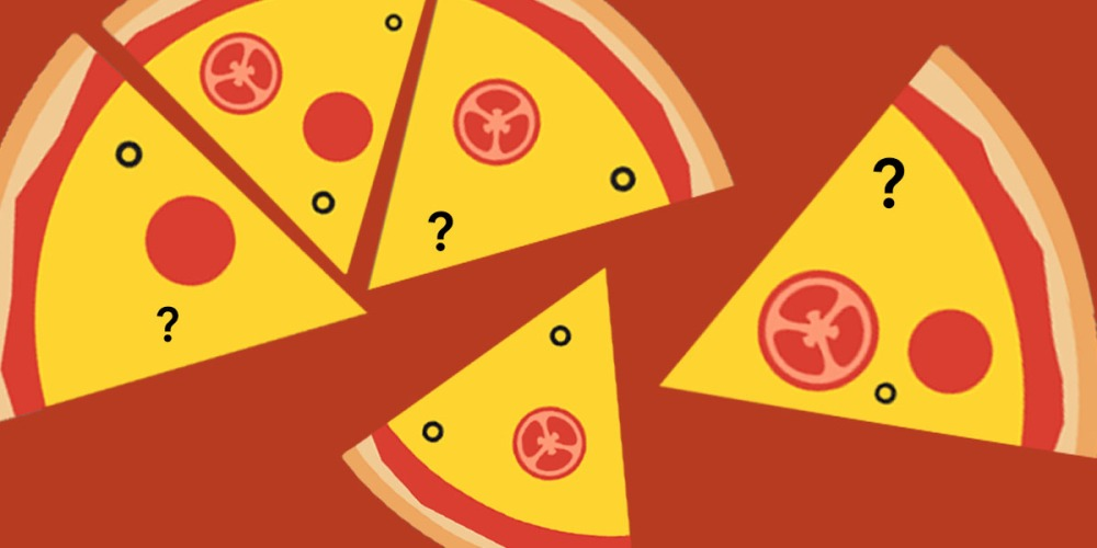 Choose the toppings you want on the next Co-op Irresistible pizza
