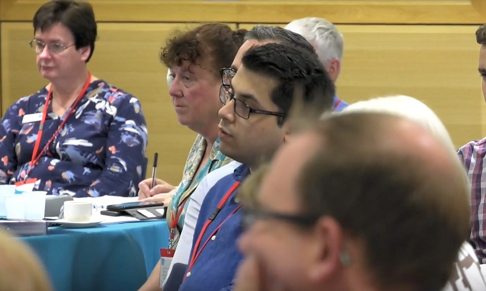council member meeting