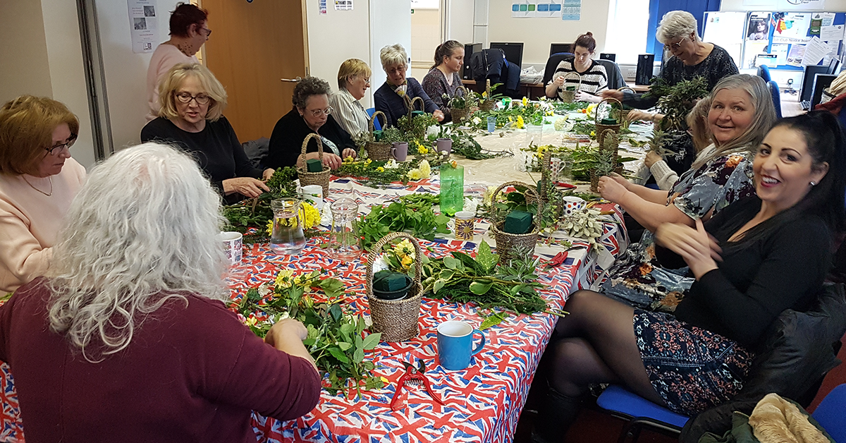 How members' 1% is helping Ramsgate's Craft Club