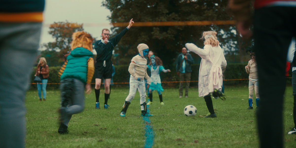 The community behind our TV ad starring Bookham Colts FC at Effingham