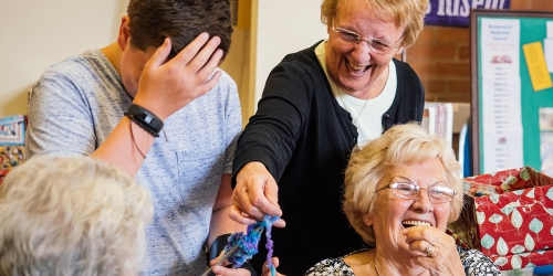Tackling loneliness through Co-op Local Community Fund