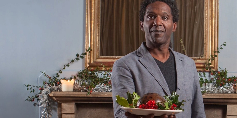Lemn Sissay Christmas Dinner Project