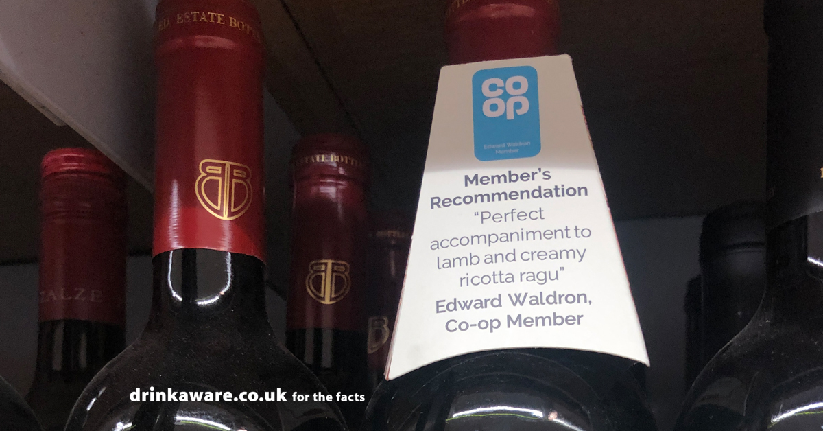 Co-op Member Karen wins a trip to Rioja thanks to her wine review