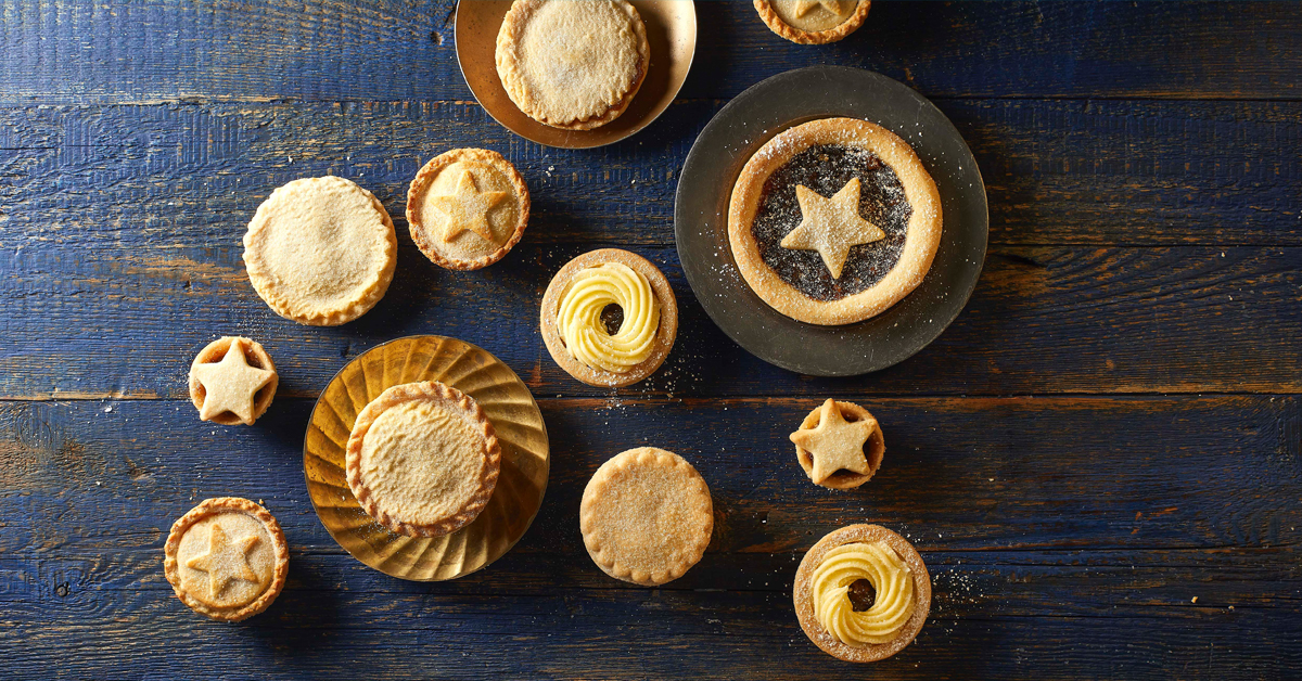What type of mince pie are you?