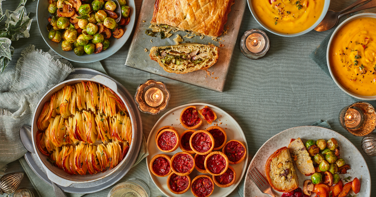 Everything you need to know about hosting a vegan Christmas