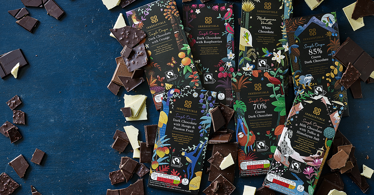 If you do one thing this month… Choose Fairtrade