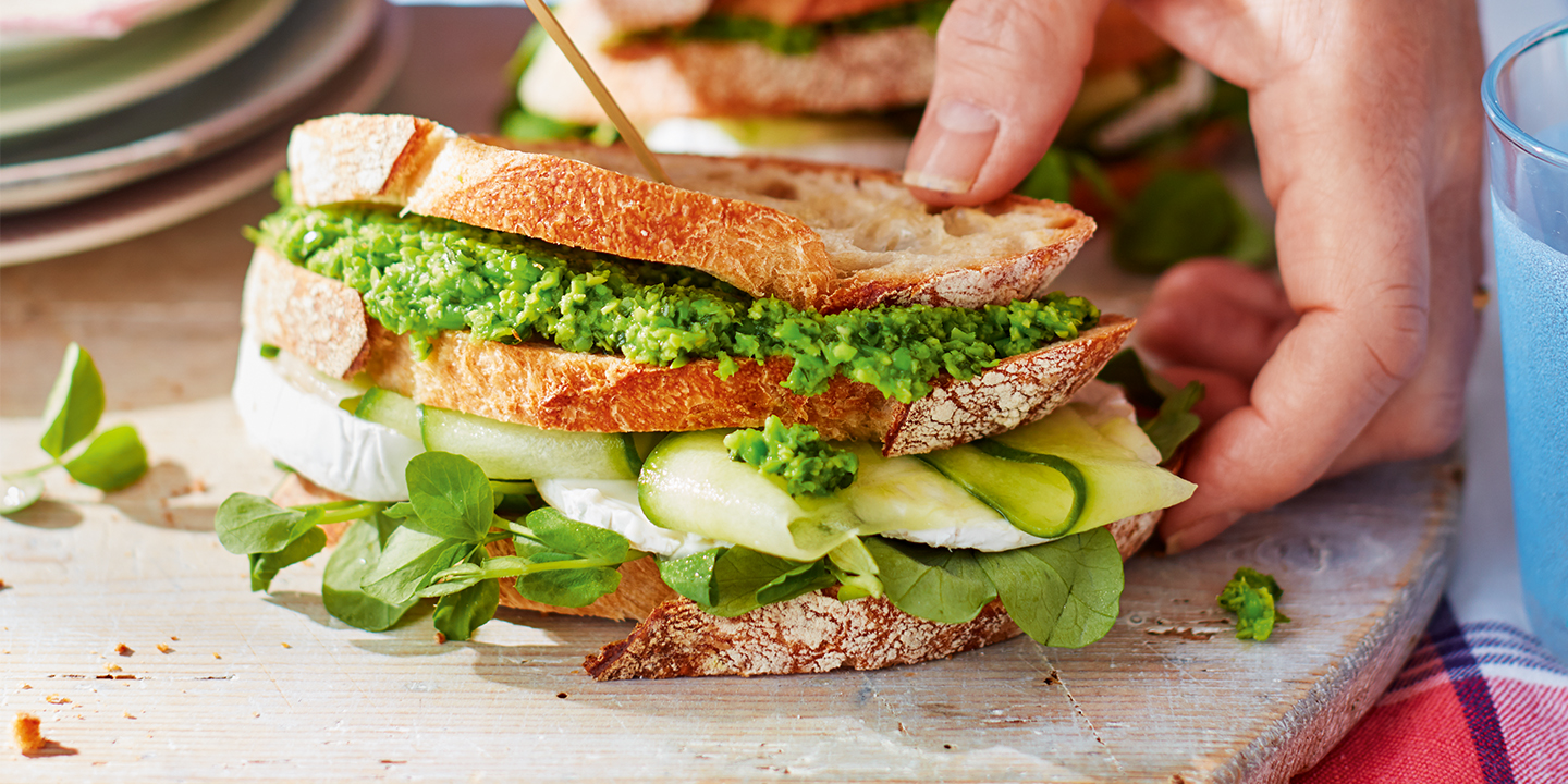 11 sandwich ideas for breakfast, lunch and dinner