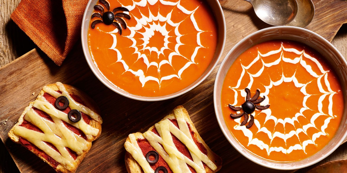 Recipes and ideas for a spooktacular Halloween